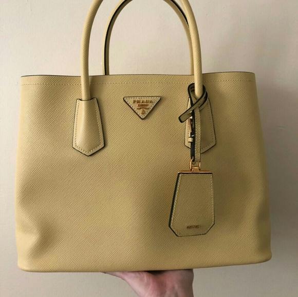 9cf62845a1a2a8 Bags | Prada Double Bag Medium | Poshmark